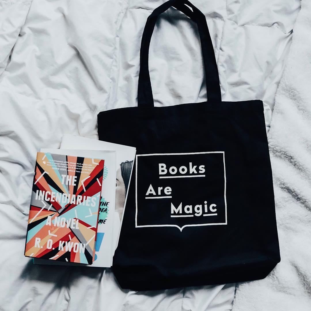 Video: Books Are Magic + A Book Haul