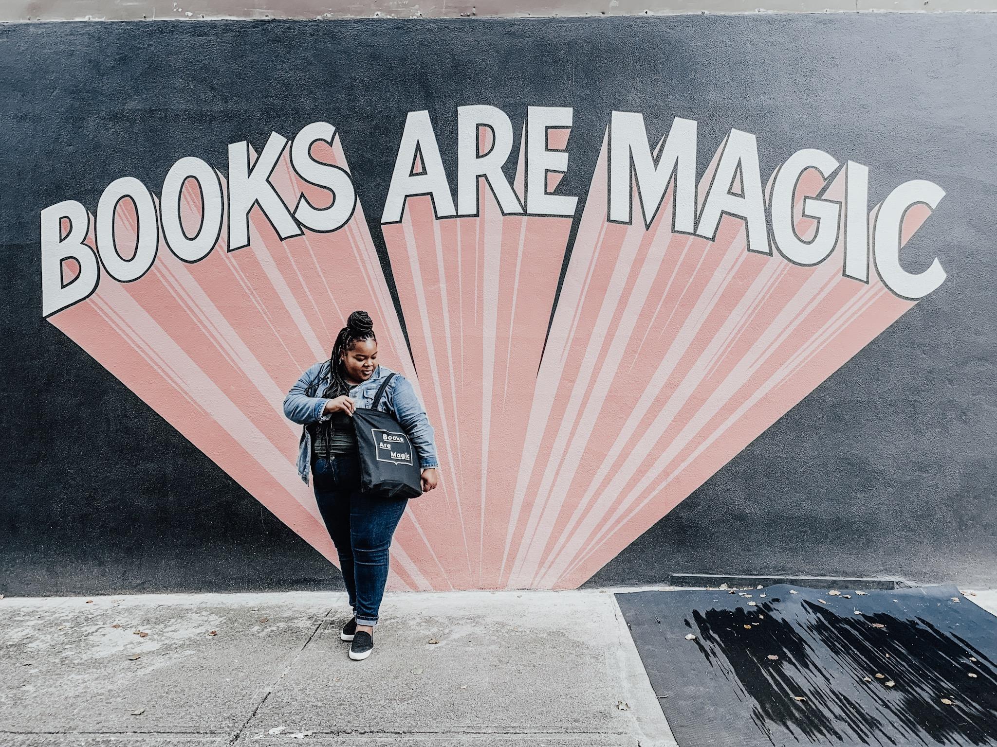 Books Are Magic Brooklyn Bookstore