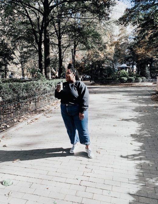 Amber Burns Philadelphia Lifestyle Blogger