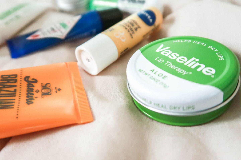 Best winter lip balm and salves