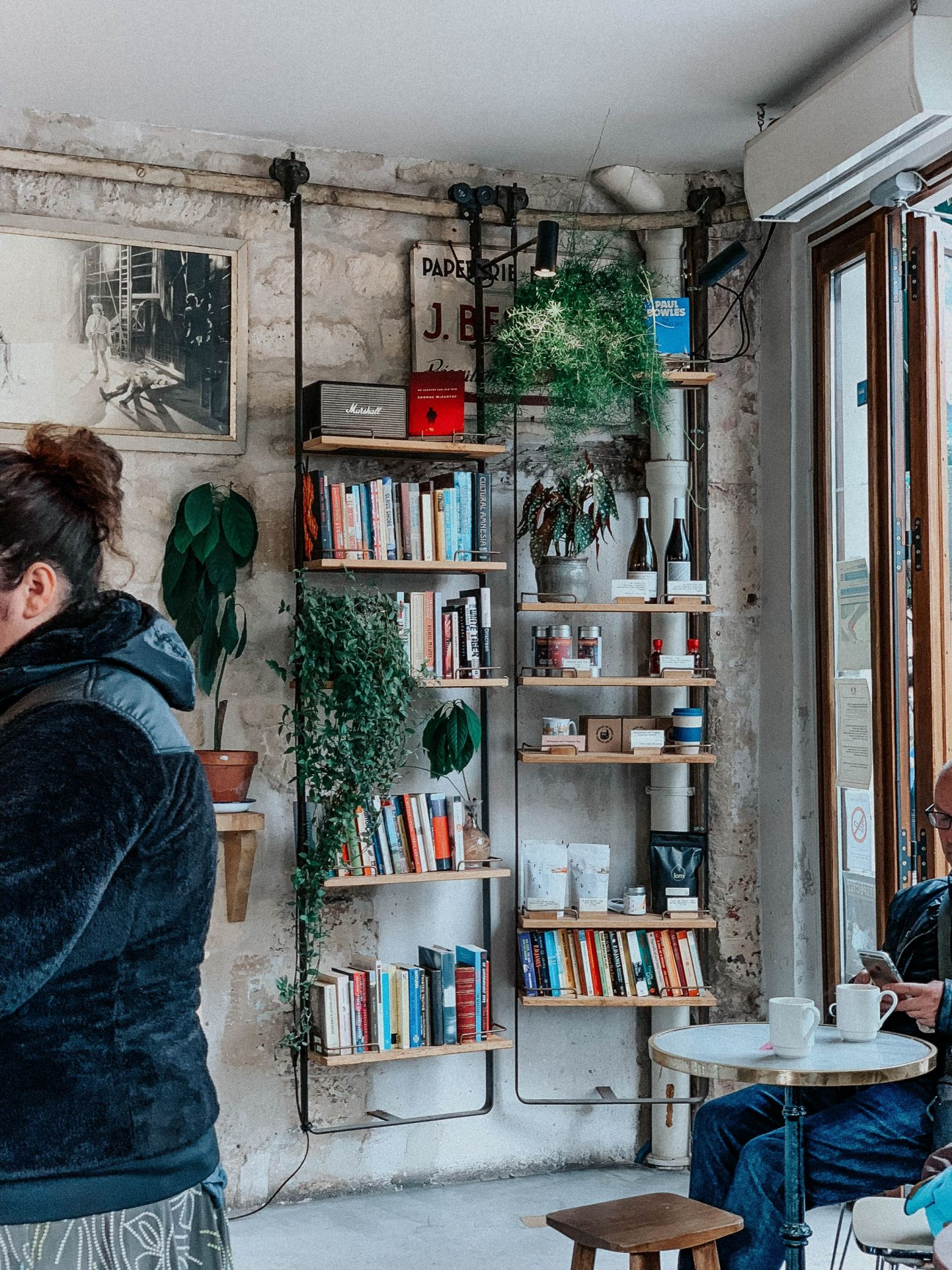 Where to get coffee in Paris