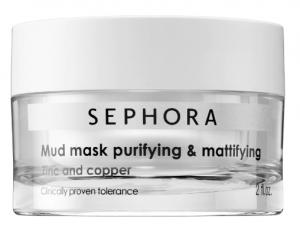 Sephora Mud Mask Purifying & Mattifying