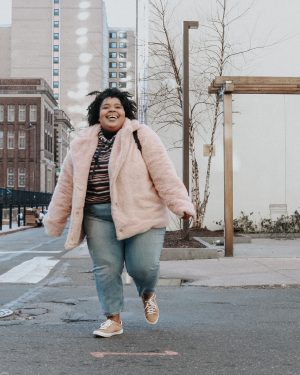 High-Rise The Plus-Size Power Jean, a.k.a. The Perfect Straight